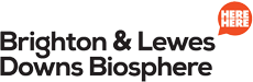 Brighton and Lewes Downs Biosphere logo