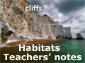 habitats teachers notes